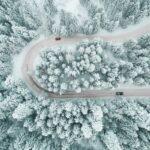 Zimní silnice